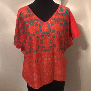 Collective concepts-Nordstrom blouse